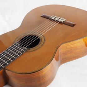 Luthier Jose Ramirez classical guitar