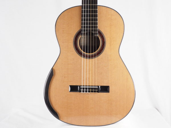 Luthier Kim Lissarrague No 306 lattice classical guitar - 03
