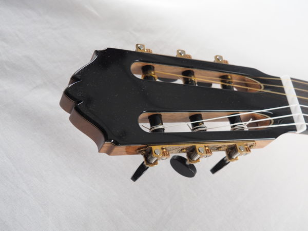Luthier Kim Lissarrague No 306 lattice classical guitar - 12