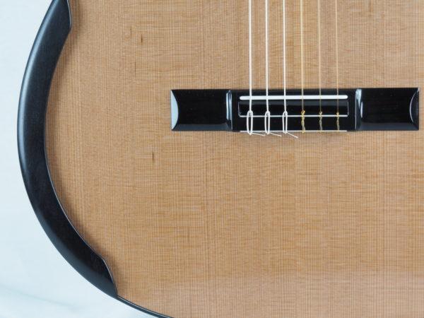 Luthier Kim Lissarrague No 306 lattice classical guitar - 06