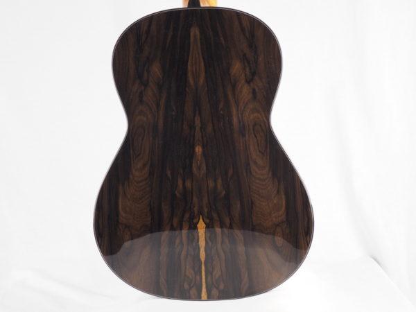 Luthier Kim Lissarrague No 306 lattice classical guitar - 07