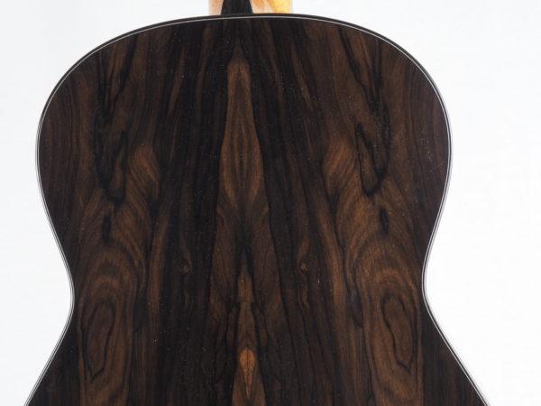 Luthier Kim Lissarrague No 306 lattice classical guitar - 08