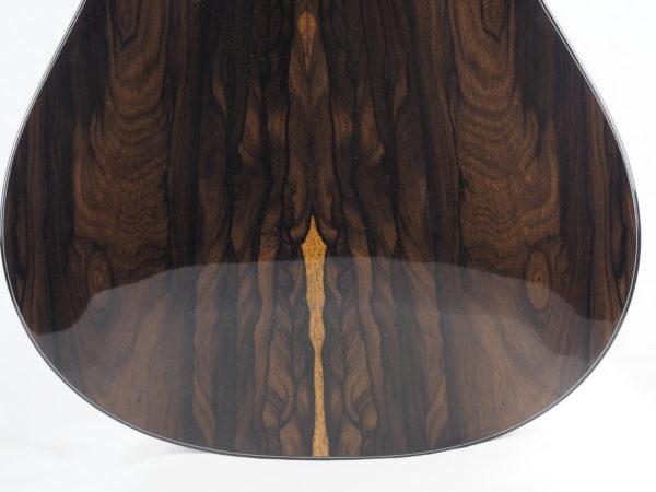 Luthier Kim Lissarrague No 306 lattice classical guitar - 09